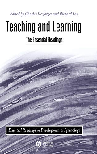 9780631217480: Teaching and Learning: The Essential Readings