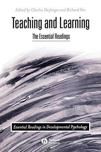 9780631217497: Teaching and Learning: The Essential Readings