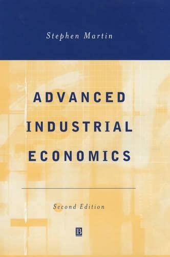 9780631217565: Advanced Industrial Economics: Lecturers' Manual