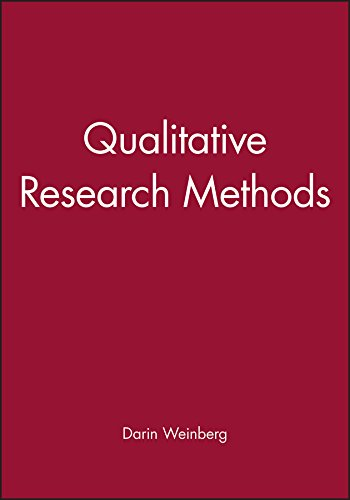 qualitative research in sociology 'the book is an extremely valuable resource for students and new researchers who embark on qualitative research in sociology and the social sciences it will be a.