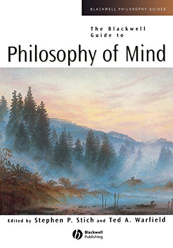 9780631217756: BWell Guide Philosophy of Mind P (Blackwell Philosophy Guides)
