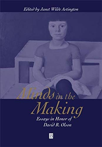 9780631218050: Minds in the Making: Essays in Honour of David R. Olson