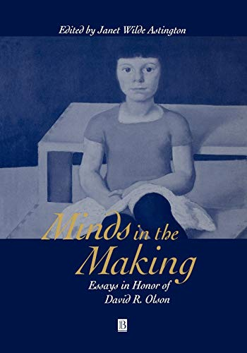 9780631218067: Minds in the Making: Essays in Honour of David R. Olson