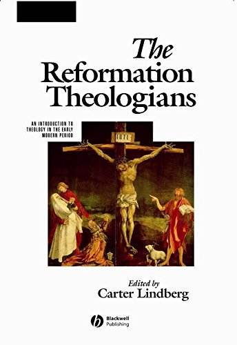 9780631218388: The Reformation Theologians: An Introduction to Theology in the Early Modern Period (The Great Theologians)