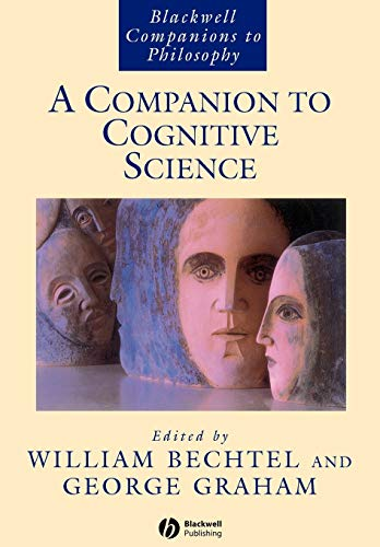 9780631218517: A Companion to Cognitive Science