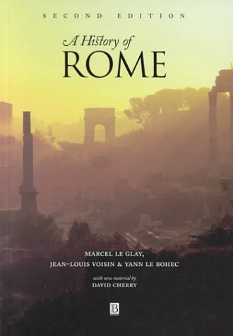 9780631218586: A History of Rome