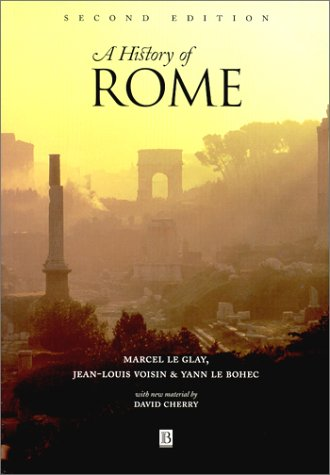 9780631218593: A History of Rome