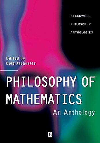 9780631218692: Philosophy of Mathematics: An Anthology (Blackwell Philosophy Anthologies)
