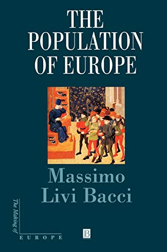 9780631218814: The Population of Europe (Making of Europe)