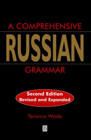 9780631218913: Comprehensive Russian Grammar (Blackwell Reference Grammars)