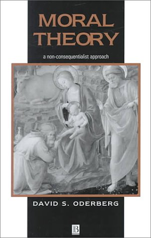 9780631219026: Moral Theory: A Non-Consequentialist Approach