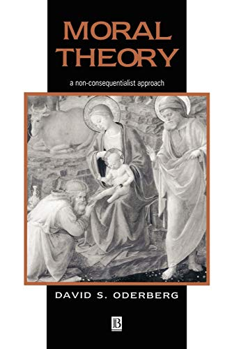 9780631219033: Moral Theory: A Non-Consequentialist Approach