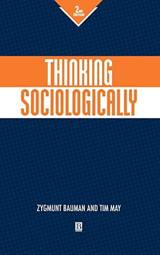 9780631219286: Thinking Sociologically