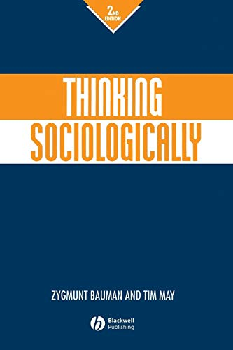 9780631219293: Thinking Sociologically