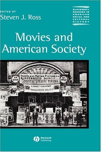 9780631219590: Movies and American Society (Wiley Blackwell Readers in American Social and Cultural History)