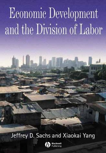 9780631220039: Economic Development and the Division of Labor: Inframarginal Versus Marginal Analysis
