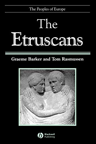 9780631220381: Etruscans (Peoples of Europe)