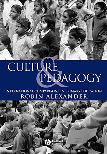 9780631220510: Culture and Pedagogy: International Comparisons in Primary Education
