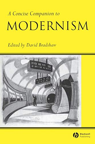 9780631220558: A Concise Companion to Modernism (Blackwell Concise Companions to Literature and Culture)