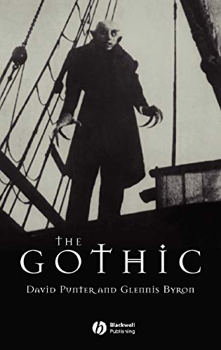 9780631220626: Gothic (Wiley Blackwell Guides to Literature)
