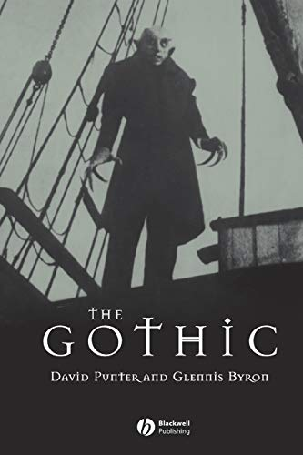 9780631220633: The Gothic (Wiley Blackwell Guides to Literature)