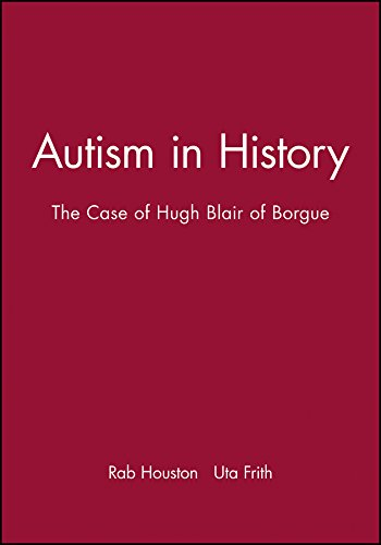 9780631220886: Autism in History: The Case of Hugh Blair of Borgue