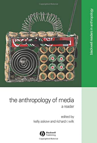 9780631220947: The Anthropology of Media: A Reader (Blackwell Readers in Anthropology, No. 2)