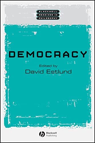 9780631221036: Democracy (Wiley Blackwell Readings in Philosophy)