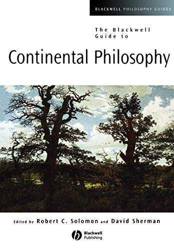 9780631221258: Bwell Guide Continental Philosophy (Blackwell Philosophy Guides)