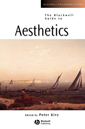 9780631221302: Blackwell Guide to Aesthetics (Blackwell Philosophy Guides)