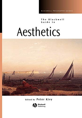 9780631221319: The Blackwell Guide to Aesthetics