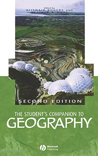 9780631221326: The Student's Companion to Geography
