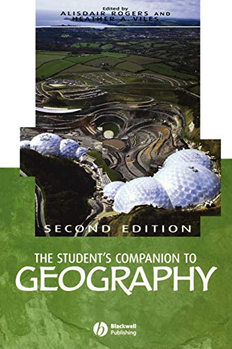 9780631221333: The Student's Companion to Geography, 2nd Edition