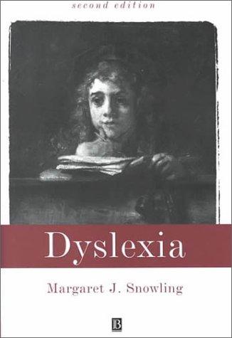9780631221449: Dyslexia