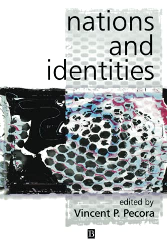 Nations And Identities (Keyworks In Cultural Studies)
