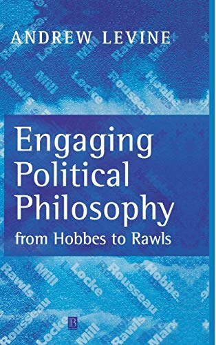 9780631222286: Engaging Political Philosophy: From Hobbes to Rawls