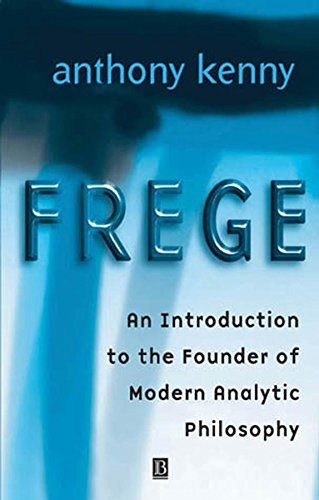 9780631222309: Frege: An Introduction to the Founder of Modern Analytic Philosophy