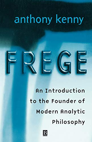 9780631222316: Frege Intro to Founder Mod Philosophy: An Introduction to the Founder of Modern Analytic Philosophy
