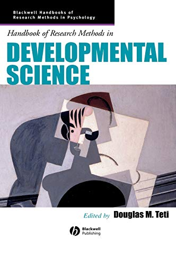9780631222613: Handbook of Research Methods in Developmental Science