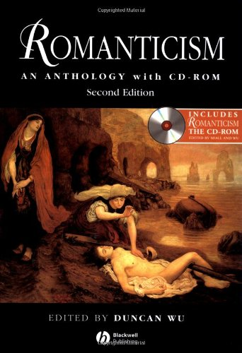 9780631222699: Romanticism: An Anthology with CD-ROM (Blackwell Anthologies)