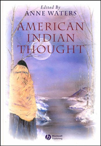 9780631223030: American Indian Thought: Philosophical Essays