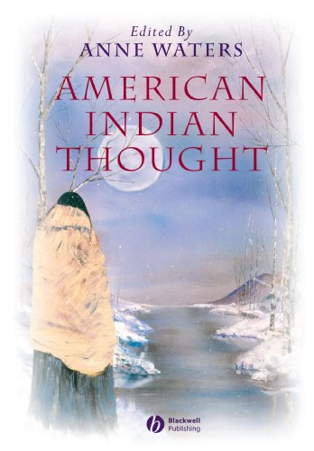 9780631223047: American Indian Thought: Philosophical Essays