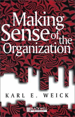 9780631223177: Making Sense of the Organization