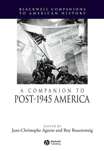 9780631223252: A Companion to Post-1945 America (Blackwell Companions to American History)