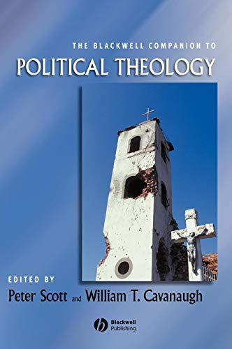 9780631223429: The Blackwell Companion to Political Theology