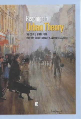 9780631223443: Readings in Urban Theory