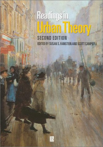 9780631223450: Readings in Urban Theory, 2nd Edition