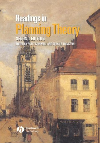 9780631223467: Readings in Planning Theory (Studies in Urban and Social Change)