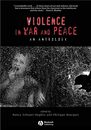 9780631223481: Violence in War and Peace: An Anthology
