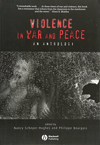 9780631223498: Violence in War and Peace: An Anthology (Wiley Blackwell Readers in Anthropology)